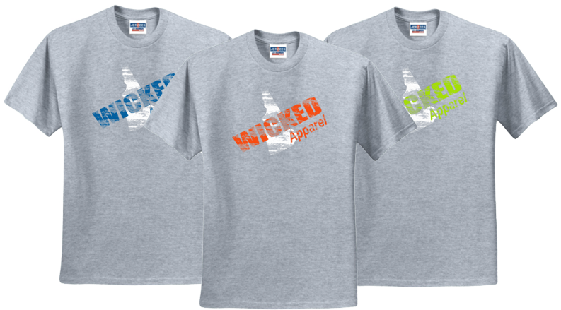 T-Shirts for Web Store