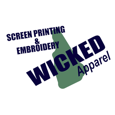 Custom T-shirts and Apparel, Wicked Apparel, NH